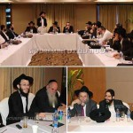 Regional Kinus of Shluchim to Asia in Nariman House