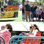 Exceptional Anniversary Gift: 450 Kids Enjoy Tel Aviv's Luna Park