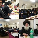 Hundreds Participate in Yarchei Kallah in Tannersville