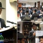 Lubavitch Yeshiva of London Marks 32nd Annual Siyum