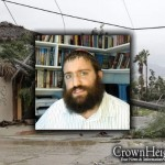 Mexico Shluchim Out of Contact After Hurricane Hits