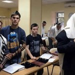 Jews Who Fled Donetsk Are Again in Harm's Way