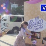 Video: Bella Bracha Gift Vending Machine