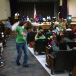 Opponents of Rezoning Cause Melee at CB-9 Meeting