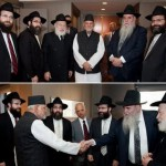 Nepalese PM Meets With Chabad Leadership