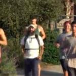 Shliach Runs 4 Miles to Blow Shofar