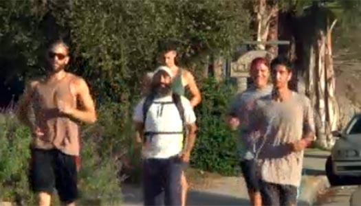 running-shofar