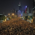 Hong Kong Jews Cautious as Thousands Demonstrate