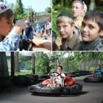 Chabad Teens Run Summer Camp During Ukraine War