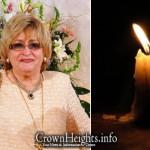 Boruch Dayan Hoemes: Mrs. Doba Kaminezki, 86, OBM