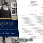 Rabbi Schochet Issues Clarification on Telushkin Ban