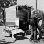 From Days Gone By: Mobile Sukkah at UCLA, Fall of '69