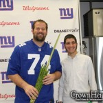 Picture of the Day: Offensive Guard's Yomtov Mitzvah