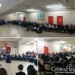 Beis Rivkah High School 'Travels to the Rebbe'
