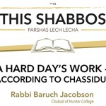 Shabbos at the Besht: A Hard Day's Work
