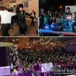Jews of All Stripes Dance Together in Beitar Illit