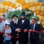 Chabad of Cyprus Dedicates Fourth Center