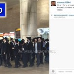 Video of Bochurim Dancing in Airport Goes Viral in Italy