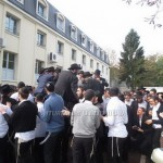 Photos: 20 Shluchim Welcomed to Brunoy
