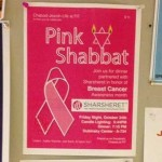 Chabad Houses Go Pink For Breast Cancer Awareness