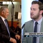 Algemeiner's Dovid Efune Interviews Netanyahu