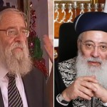 After a Decade, Jerusalem Has New Chief Rabbis