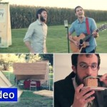 Music Video: The Sukkah's Falling