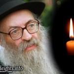 Boruch Dayan Hoemes: Reb Shmuel Azimov, 69, OBM