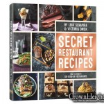 Restaurants Share Secret Recipes in New Cookbook
