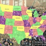 Which Is the Only U.S. State Without Chabad?