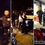 Three Thieves Apprehended by Shomrim