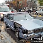 Hatzalah Ambulance Involved in Accident