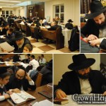 Crown Heights 'Avos Ubanim' Takes Off with a Bang