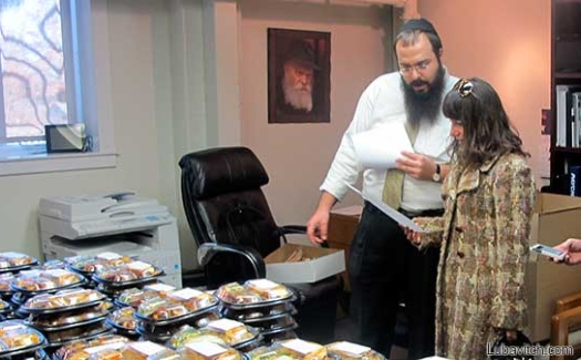 Photo courtesy of Lubavitch.com