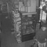 Daring Burglary Captured on Surveillance Video