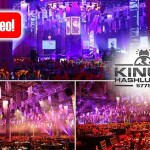 4:45pm: Live Broadcast of the Kinus Gala Banquet