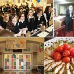 Bais Rivkah Health Fair Combines Learning and Fun
