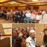 Over 1000 Attend Dennis Prager Lecture
