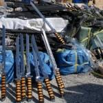 Weapons Bound for East Jerusalem Intercepted