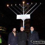 Vice Mayor of Amsterdam Stresses Importance of Public Menorah
