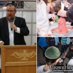 Special Program at Kinus for Shluchim Raising Children with Special Needs