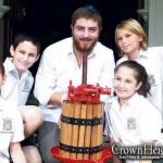 Sydney Children Learn Art of Olive Oil Making
