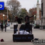 New Yorkers Become Kids Again in Viral Video