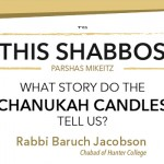 Shabbos at the Besht: Listening to the Candles