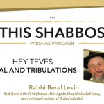 Shabbos at the Besht: Trial and Tribulations