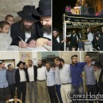 Mayanot Comes Together to Write Its 3rd Sefer Torah