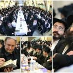Paris Marks Shloshim to the Passing of Beloved Shliach