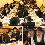 3 Shuls Farbreng Together for Yud Tes Kislev