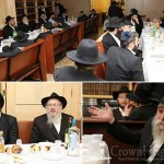 Empire Shteibel Hosts Yud Tes Kislev Farbrengen