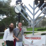 Menorah Stolen in Boca Replaced with Even Bigger One